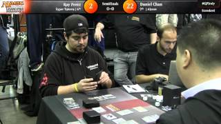 Grand Prix Indianapolis 2015 Semifinals