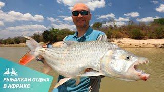 Рыболовные туры в африку