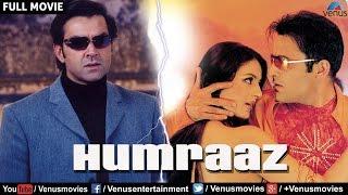 Humraaz   Hindi Movies    Bobby Deol Movies   Bollywood Romantic Movies