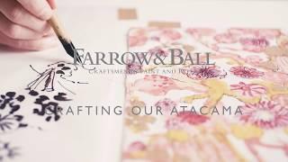 New Wallpapers 2017 - Atacama | Farrow & Ball