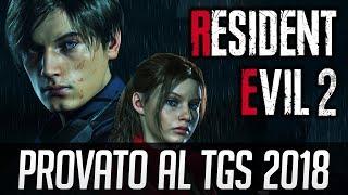 Resident Evil 2: anteprima dal Tokyo Game Show 2018