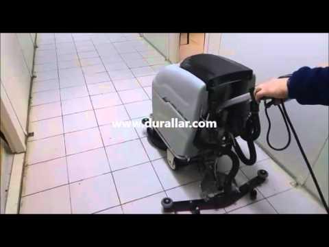 Powerwash SC2a Zemin Temizlik Makinası