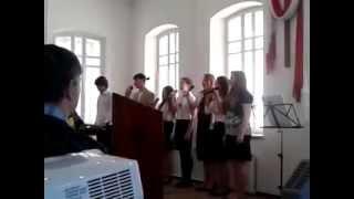Песня прославления г.Пермь