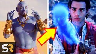 Disney's Aladdin Live Action Trailer Breakdown - Secrets Revealed About Will Smith's Genie
