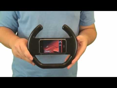 iPhone Steering Wheel, For Those With A Singular Focus