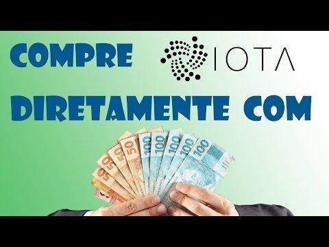 Corretora Brasileira para comprar IOTA - CORRE QUE ESTÁ COM 10% de desconto!!!