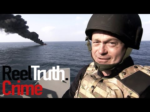 Ross Kemp - In Search Of Somali Pirates (Episode 1) - Reel Truth Crime - Top Documentaries