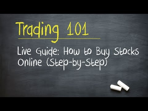 Live Guide: How to Buy Stocks Online (Step-by-Step)