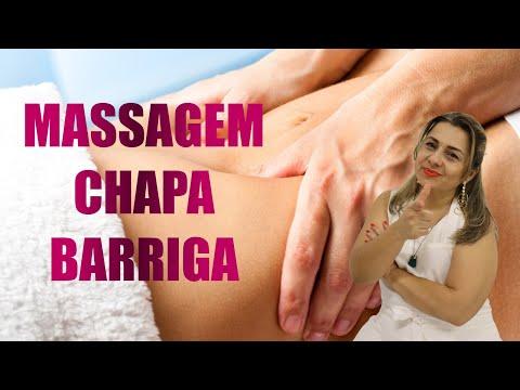 Massagem da próstata em casa com sua esposa em linha