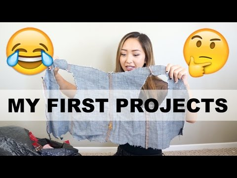 My First Projects! | coolirpa