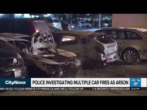 Police Probing Casino Woodbine Car Fires As Arson