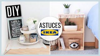 DIY IKEA HACKS / ASTUCES Rangement & Deco - Séverine Jenny