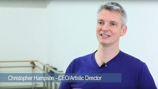 Harlequin Floors Interviews Scottish Ballet