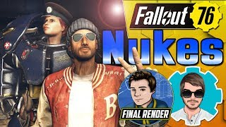 Attempting to Launch a Nuke with CordlessVII - Fallout 76 Nuclear Silos