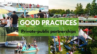 STAR Cities : Virtual presentation of good practices on Public and private partnerships