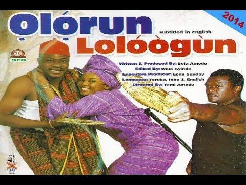 Ọlọ́run Lolóògùn 1 - Latest Yoruba Movies