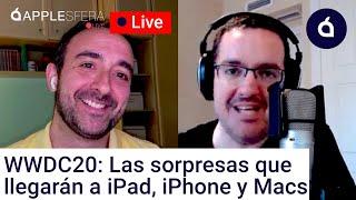 La WWDC20, con Julio César Muñoz: todos los SECRETOS que llegarán a iPad, iPhone y Macs