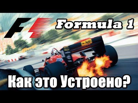 Болиды Формулы 1: Характеристики, Разгон, Скорость, Цены, История онлайн видео