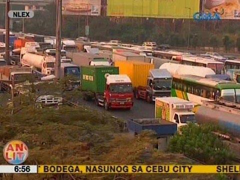UB: Pila sa Balintawak toll gate, mahaba na