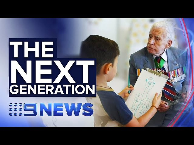 Keeping the stories and spirit of ANZAC alive | Nine News Australia