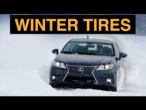 Winter Tires Explained – Bridgestone Blizzak WS80