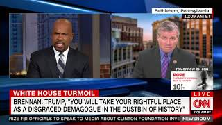 Rep. Charlie Dent sounds off on McCabe firing