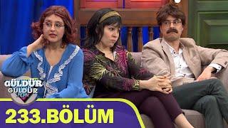 Güldür Güldür Show 233.Bölüm (Tek Parça Full HD)