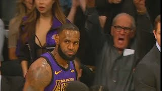 LeBron James Shows Entire World He's The Greatest NBA Player Of His Era By Passing Wilt Chamberlain!