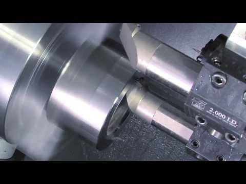 Haas ST-30 Machine