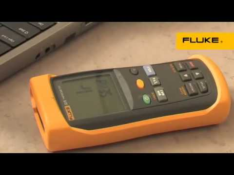 Fluke 50 Series II Thermometers