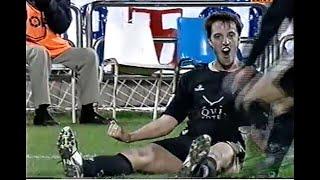 Zaragoza 0 - Albacete 1. Temp. 03/04. Jor. 16.