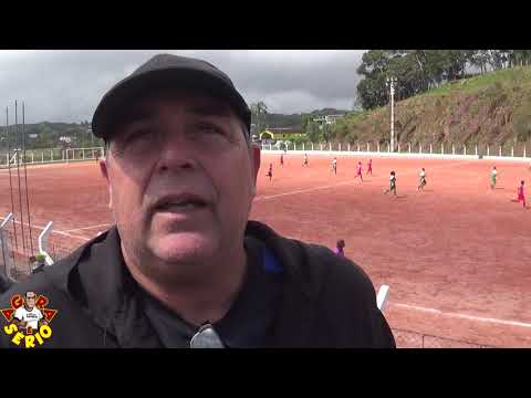 Secretário de Esportes e Turismo Mauro ramos fala sobre o Antigo DEF