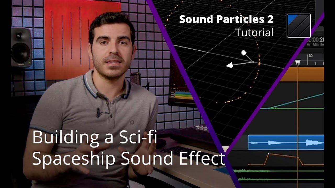 Improvising Sound Particles - Part 2