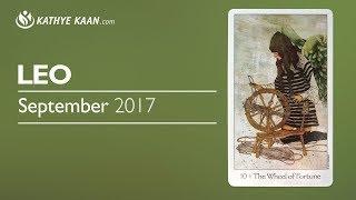 LEO SEPTEMBER 2017 💝EXPECTING INFINITE ABUNDANCE
