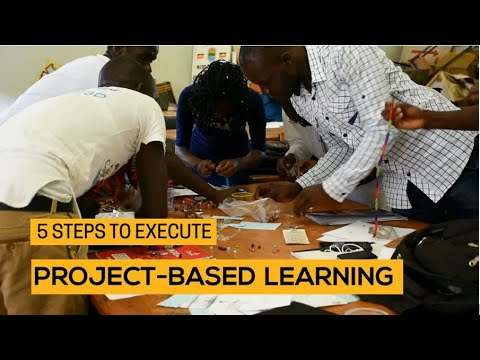 Pedagogy Tip Video: Project-Based Learning