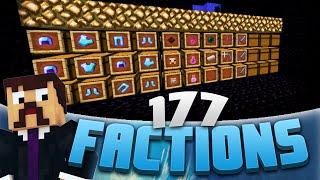 Minecraft Factions #155 - Very Rich Faction Raid! (Minecraft Raiding