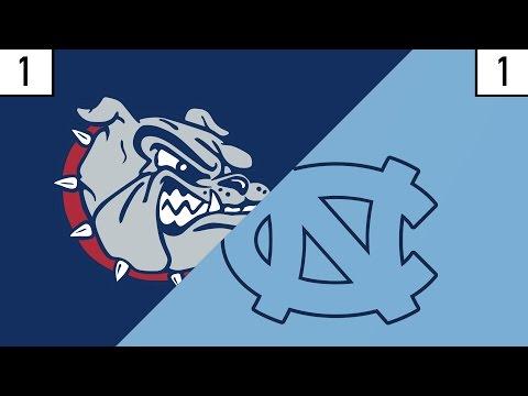 1 Gonzaga vs. 1 North Carolina Prediction | Who's Got Next?