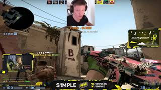 S1mple Global Matchmaking