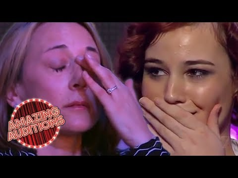 High School DROPOUT Tries Her Luck At Singing For The Judges  | Amazing Auditions