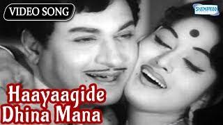 Haayaagide Dhina Mana - Thaayi Devaru - Kannada Dr.Rajkumar Songs