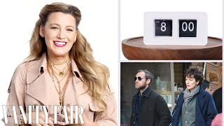 Everything Blake Lively Does In A Day On Set | Vanity Fair