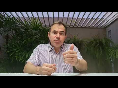 Secretário de Desenvolvimento Econômico, Marcelo Eulalio, explica decreto