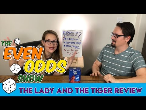 The Lady and The Tiger Review
