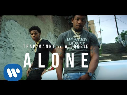 "Trap Manny – ""ALONE"" feat. A Boogie Wit da Hoodie"