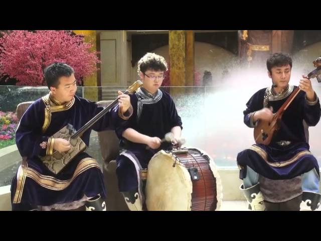 Mongolian music NAIR band