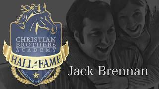 CBA HOF 2018: Jack Brennan
