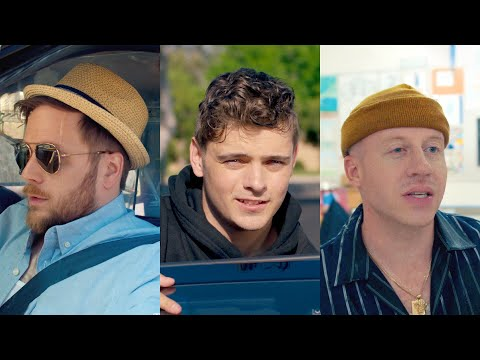 Martin Garrix feat. Macklemore & Patrick Stump of Fall Out Boy - Summer Days (Official Video)