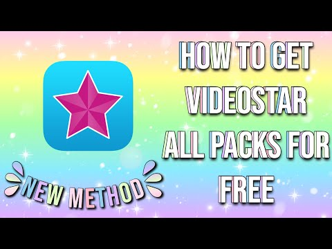 HOW TO GET VIDEOSTAR ALL PACKS FOR FREE || 100% WORKING