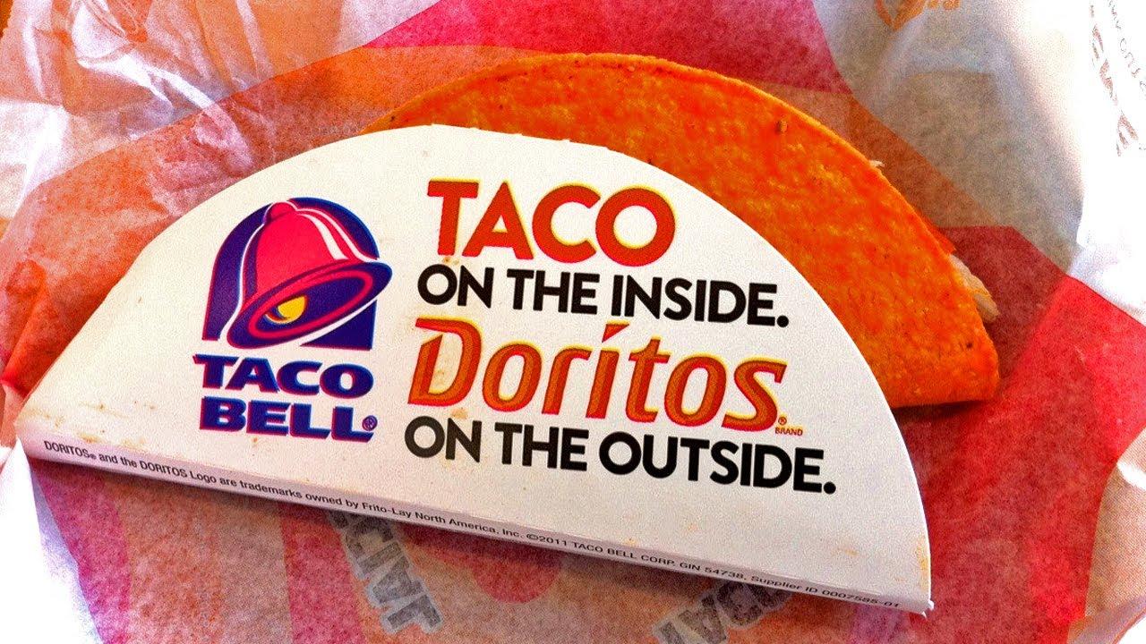 Doritos Locos Taco Unboxing (Taco Bell Big Box) thumbnail