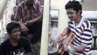 chilipiga choosthavala guitar cover by kartik from telugu movie ORANGE